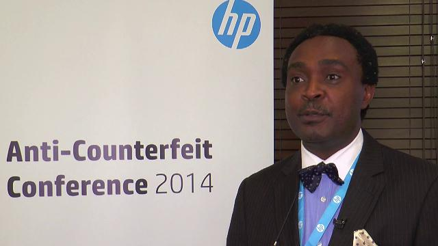 HPAnti-Counterfeit Conference